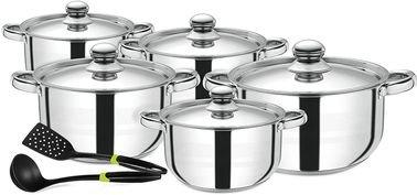 Royal Food Cookware Set 12 Pieces