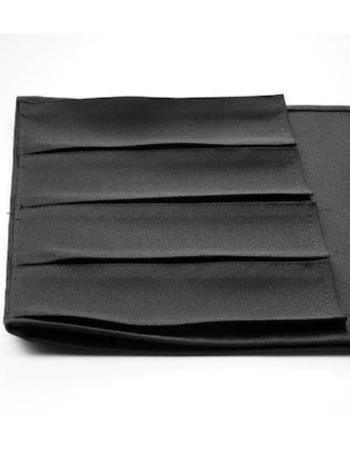 حافظة أجهزة تحكم فلورت من إيكيا، حمل 4 أجهزة، جيب خلفي، أسود
