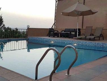 مصيف مع مسبح للإيجار اليومي، وادي السير، عمان