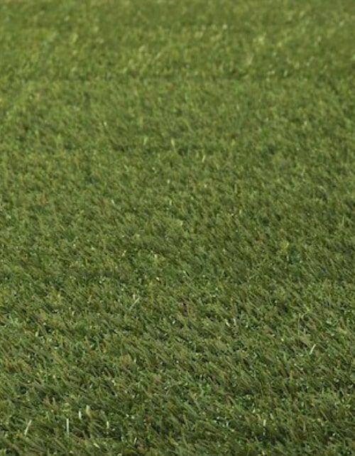باركيه منزل عشب صناعي من إيكيا، 30×30 سم، 9 قطع، أخضر