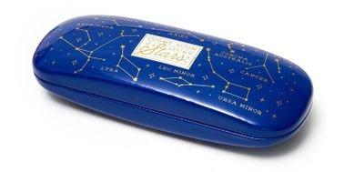 محفظة نظارة من Legami، معدن، لون أزرق