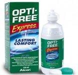 Opti-Free Express Contact lenses Solution, 120 ml