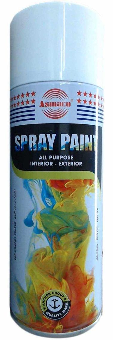 Asmaco Paint Sprayer, White Color, 400 ml