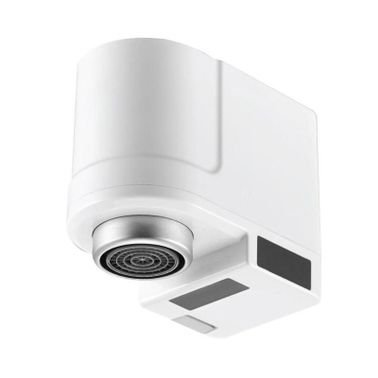 Mi Automatic Water Saver Tap, Infrared, White