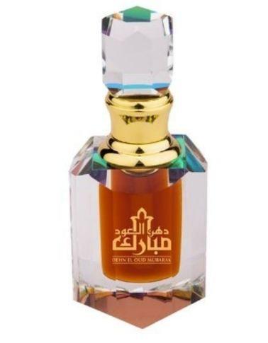 Dehn Al Oud Mubarak by Swiss Arabian for Unisex, 6 ml