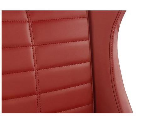 كرسي ألعاب دي إكس ريسر ماستر، لون أحمر