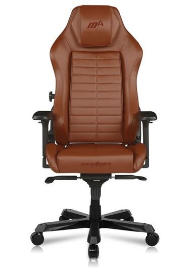 DXRacer MASTER Gaming Chair, Brown Color