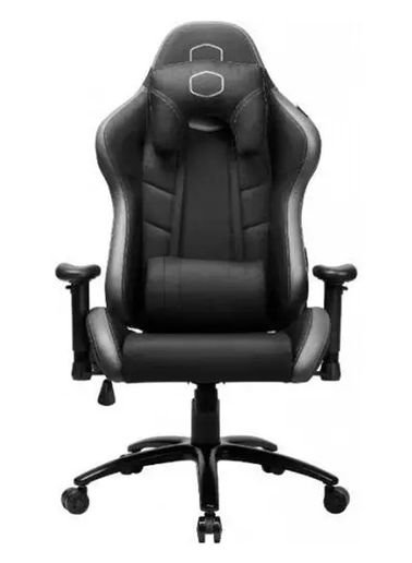 Cooler Master Caliber R2 Gaming Chair, Adjustable, Black and Gray