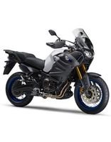 Yamaha SUPER TENERE XT1200ZE Motorcycle, Two Cylinders, 6 Speed, Black Silver