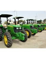 John Deere New Tractor for Sale, 4WD, 55 HP, Green