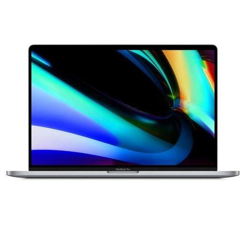 آبل ماك بوك برو 2019، 16 بوصة، كور آي 9، رام 16GB، تخزين 1TB، راديون برو 5500M، رمادي فلكي