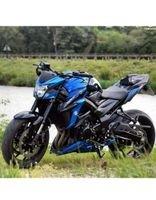 دراجة نارية سوزوكي GSX-S750 ABS 2019 مستعملة للبيع، 4 اسطوانات، أزرق أسود