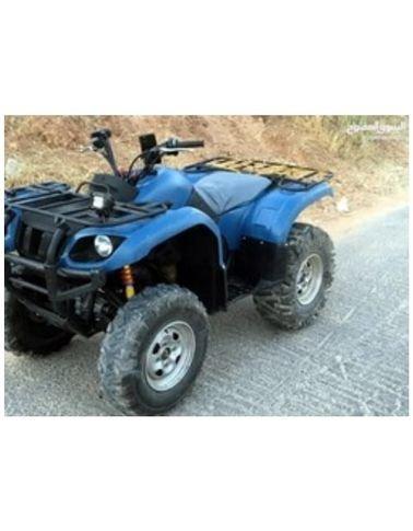 دباب يامها Grizzly 700 2010 مستعمل للبيع، 686 سي سي، لون أزرق وأسود