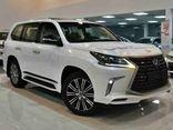 Lexus LX 570 2021 new car, 4WD, Automatic, White