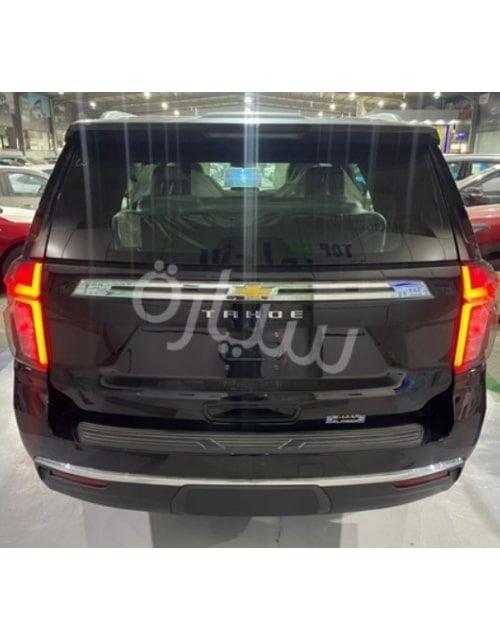 سيارة شفروليه تاهو LS 2021 جديدة، أتوماتيك، لون أسود