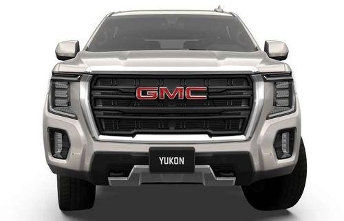 سيارة جديدة للبيع جي إم سي يوكن SLE 2021، لون بيح