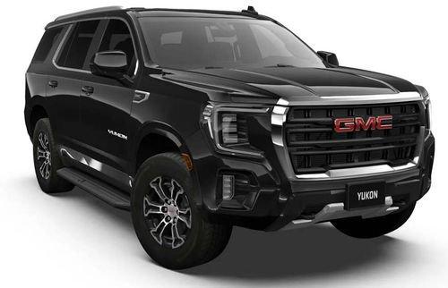 سيارة جديدة للبيع جي إم سي يوكن SLE 2021، لون أسود