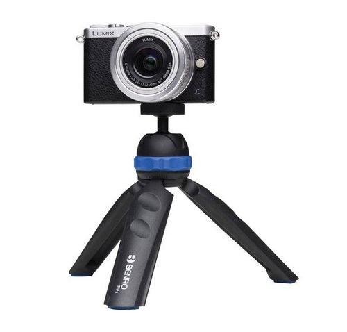 ستاند كاميرا ميني بينرو PP1، ارتفاع 13 سم، لون أسود