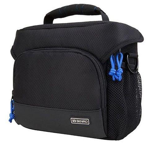 حقيبة كاميرا كتف بينرو Gamma II 30، بوليستر، لون أسود