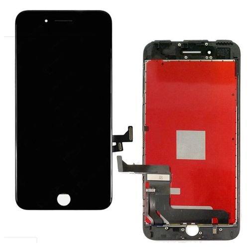 شاشة LCD ايفون 7 بلس، 5.5 بوصة، لون أسود