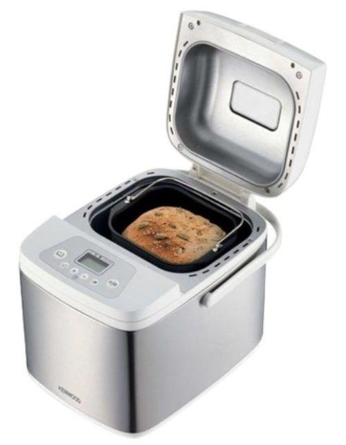 صانعة الخبز كينوود، 0.5 كغ، شاشة LCD، بقوة 500 واط