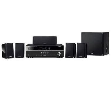 Yamaha Home Theater System, 5.1 Channels, 4K Player