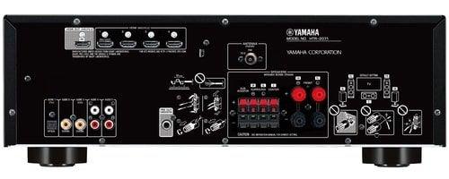 جهاز المسرح المنزلي من يامها، توزيع 5.1 قناة، مشغل 4K