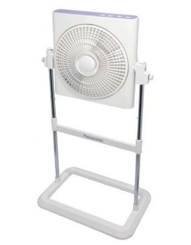 Panasonic Stand Fan, 12 Inch, 8 Hours Timer