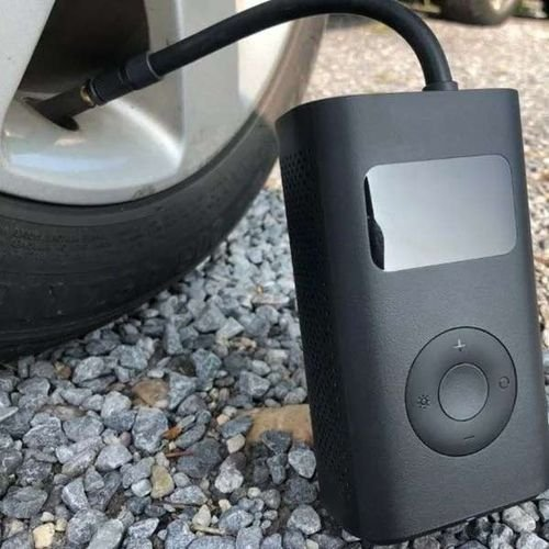 Xiaomi Mi Portable Electric Air Compressor, Digital Screen, Black