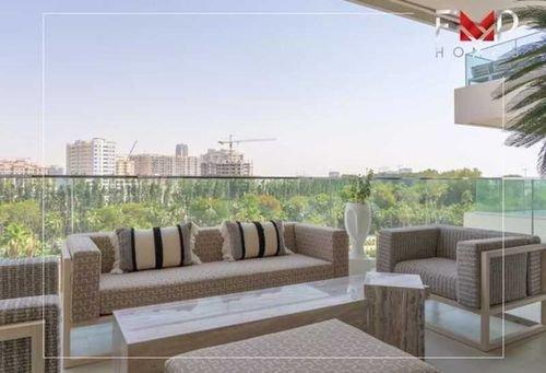 شقة مفروشة للبيع في دبي، 175 متر مربع، البراري، سيفن هيفن