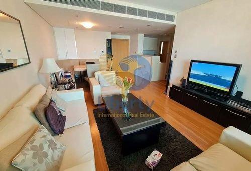 شقة للإيجار في أبو ظبي، 176 متر مربع، شاطئ الراحة، المنيرة