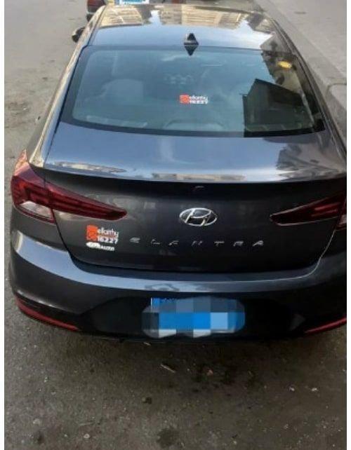 سيارة هونداي النترا 2020 للإجار الاسبوعي، أوتوماتيك، لون بني