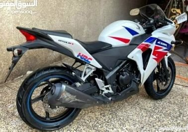 Honda CBR250R Used Motorcycle 2016, White