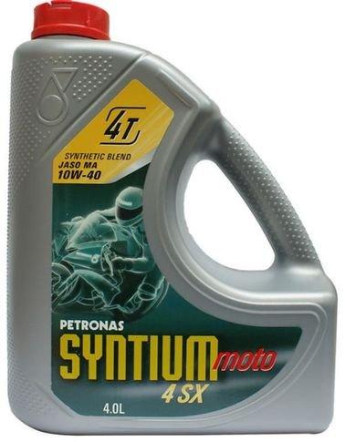 Petronas Syntium 4SX 10W40 Car Engine Oil, 1 Liter