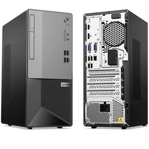 كمبيوتر مكتبي لينوفو V50T، كور آي 5 الجيل العاشر، رام 4GB، تخزين 1TB