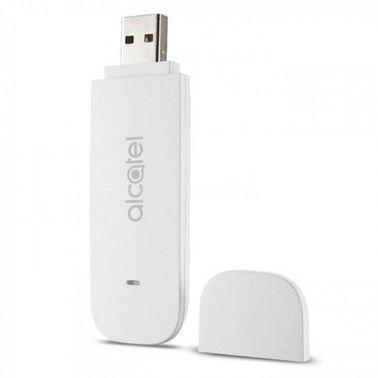 Alcatel USB Modem, 4G, 150Mbps Speed, White
