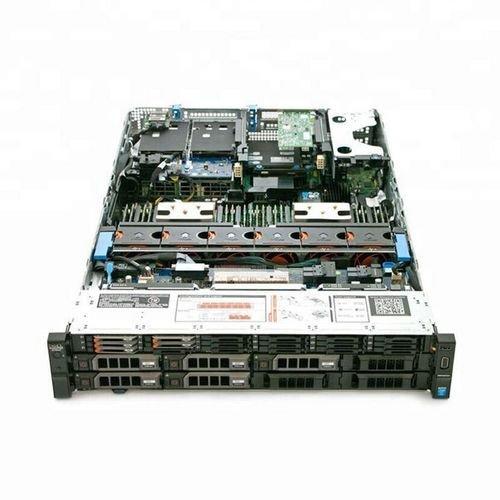 سيرفر ديل باور ايدج R740، معالجين زيون سيلفر 4214، رام 32GB، تخزين 6TB