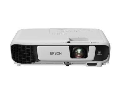Epson Projector, 3600 Lumen, Wi-Fi, White