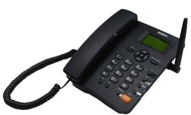 Uniden Corded Phone, 2G Cellular Network, Black Color