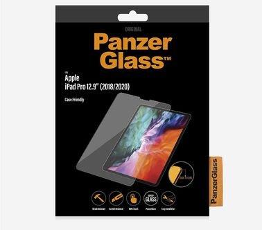 لصاقة حماية لآيباد برو 2018 من PanzerGlass، قياس 12.9 بوصة، شفافة
