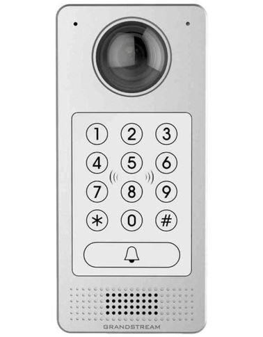 Grandstream intercom, with IP surveillance camera and IP intercom, built-in RFID chip reader