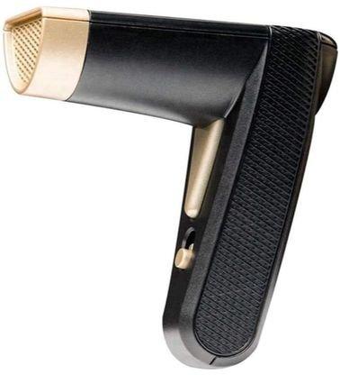 Bakhoor Portable Electric Incense Burner, USB, Rechargeable, Black Gold Color