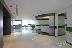 مكتب للبيع في برج كنترول، 2575 متر مربع، طابقين كاملين، موتور سيتي، دبي
