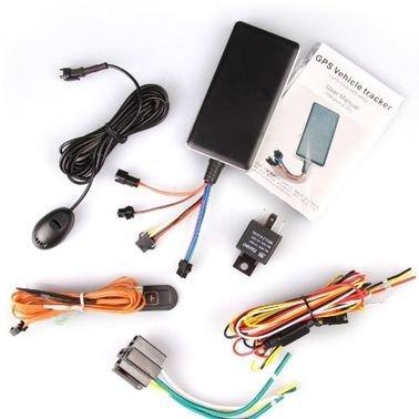 جهاز تتبع السيارات جي بي إس كونكوس، هوائي GSM مدمج شبكة الجيل الثاني