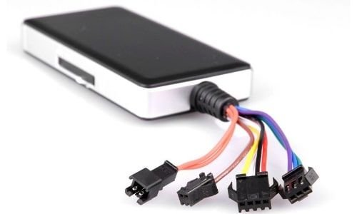 Concox GPS Car Tracker, Built-in GSM Antenna 2G Network
