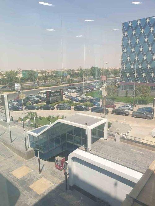 مكتب للإيجار الشهري في التجمع الخامس، القاهرة الجديدة، 196 متر مربع، غير مفروش