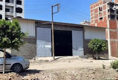 Land With Gable For Monthly Rent, 220 SQM, Dakahlia, Mit Ghamr
