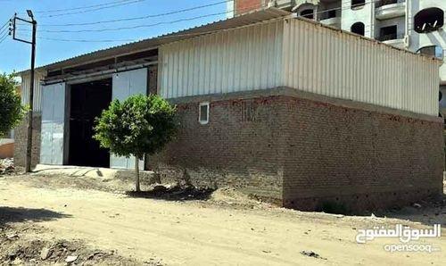 أرض مع جملون للإيجار الشهري، 220 متر مربع، الدقهلية، حي ميت غمر