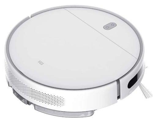 مكنسة كهربائية ذكية الأساسية من شاومي، 0.42 لتر، أبيض