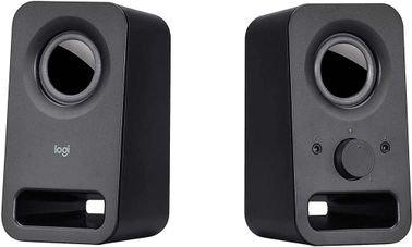Logitech Z150 Speakers, 2 Pcs, 3 Watt, Black Color
